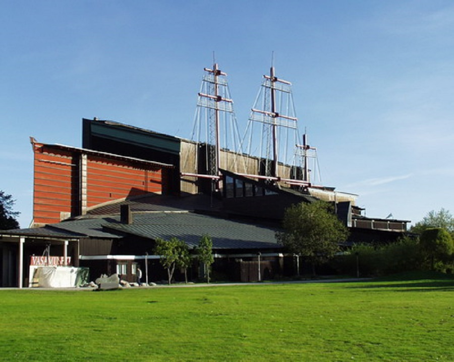 Музей Васа в Стокгольме фото стоимость билета адрес музея Васа как добраться