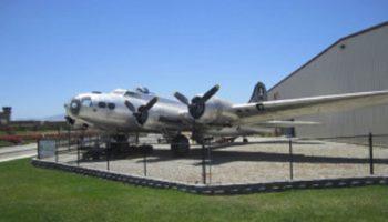 Авиационный музей Самолеты славы в США