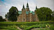 Замок-музей Росенборг в Копенгагене