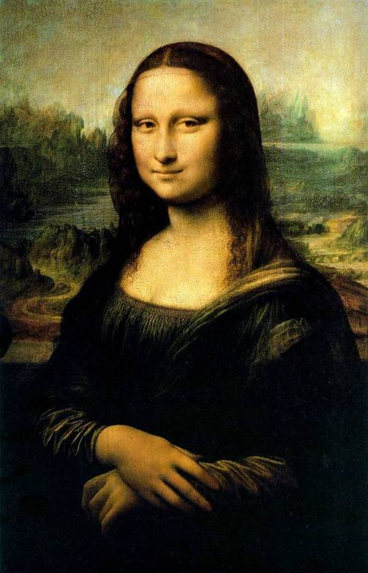 Мона Лиза. Рождение легенды