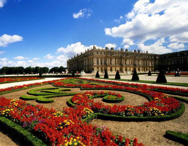 Королевский дворец Версаль