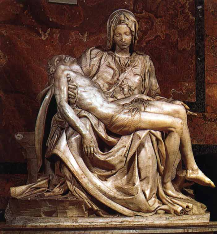 Микеланджело - Сикстинская капелла