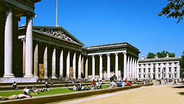 Британский музей. Украденные шедевры?