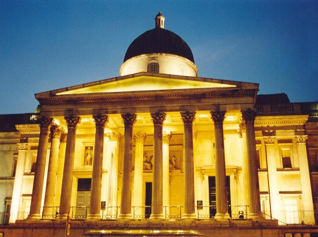 Лондонская Национальная галерея. Только лучшее