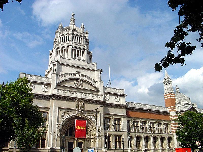 Музей естественной истории Виктории и Альберта
