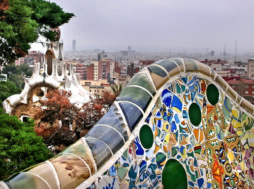 Антонио Гауди – великий маг из Барселоны (Antoni Gaudi)