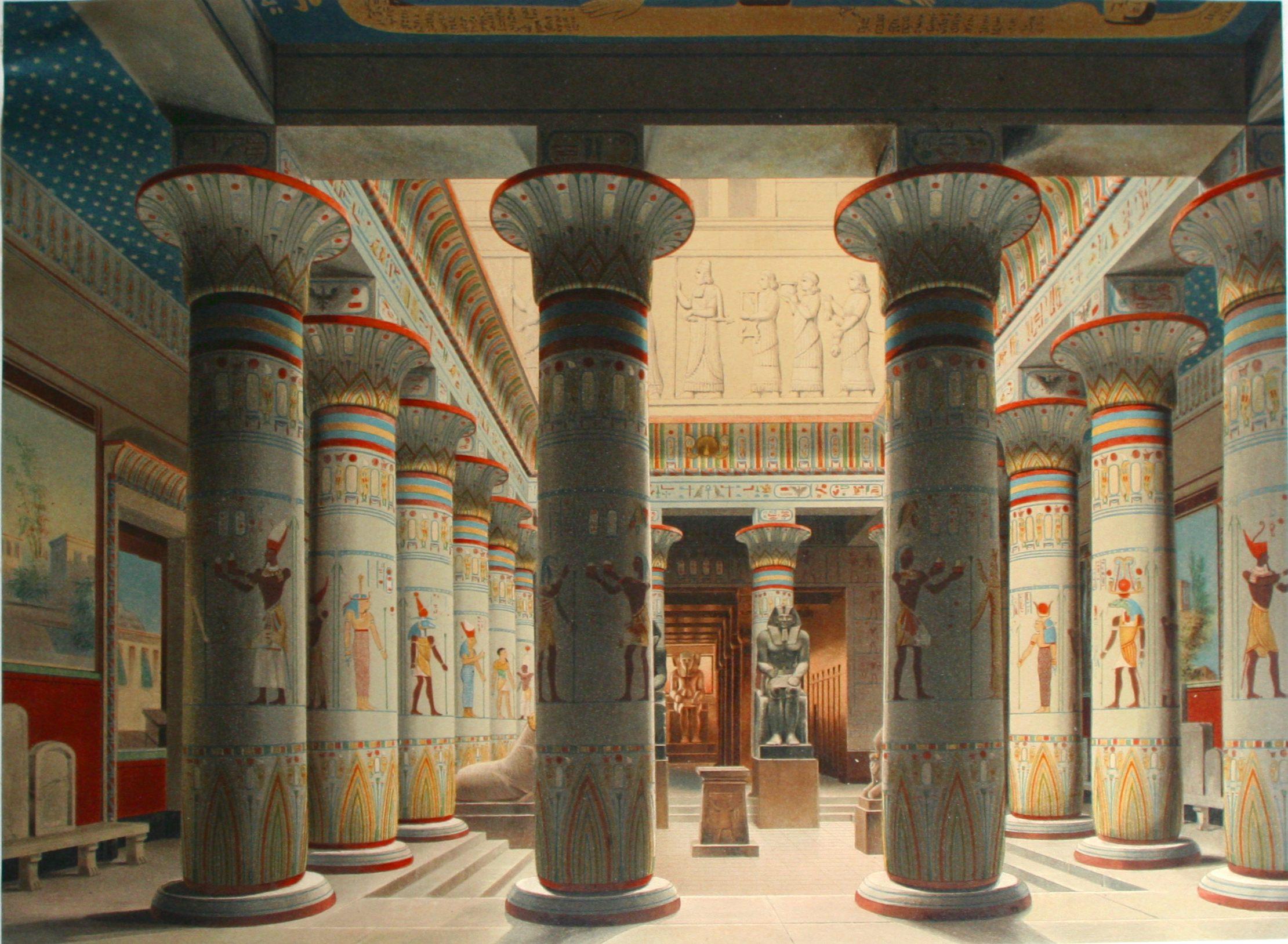 Кусочек египта в сердце Берлина
