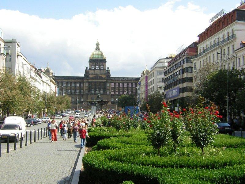 Национальный музей Чехии в Праге