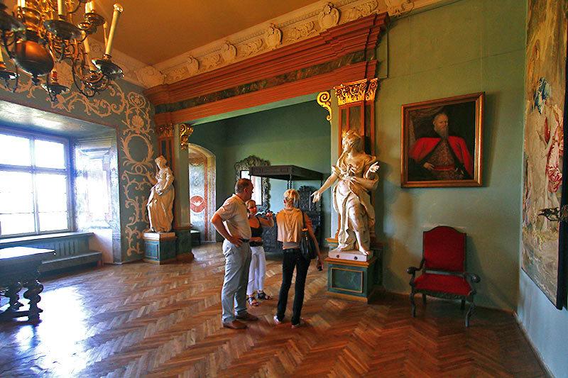 Галицкое диво - Олеский замок-музей