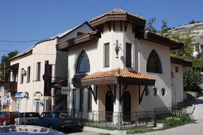 Крымские музеи. Историко - архитектурный музей Бахчисарая