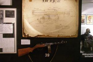 Музей шпионажа в Тампере