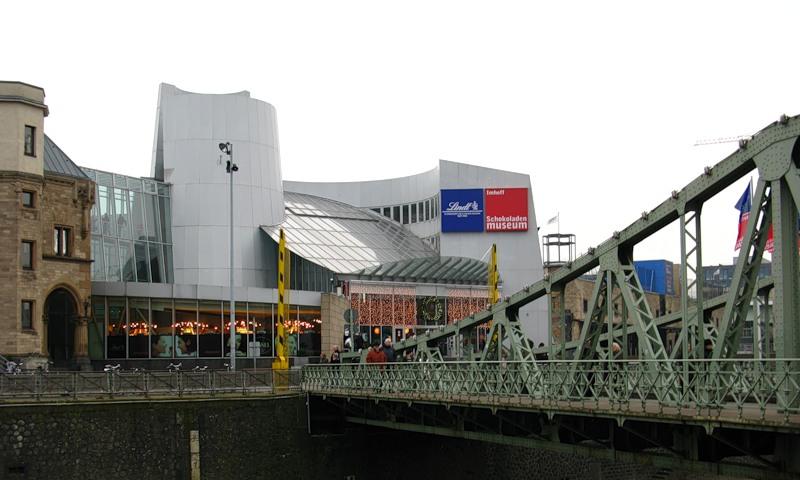 Кельнский Музей шоколада