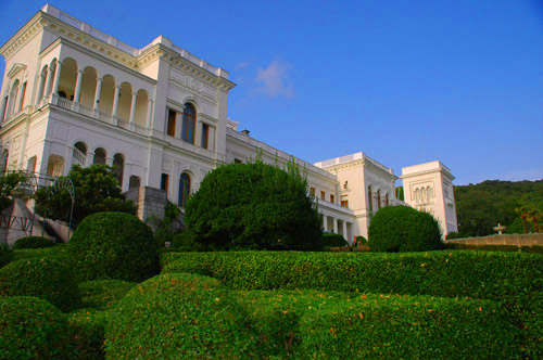Государственный музей «Ливадийский дворец»
