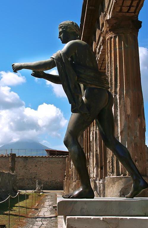 Город-музей Помпеи