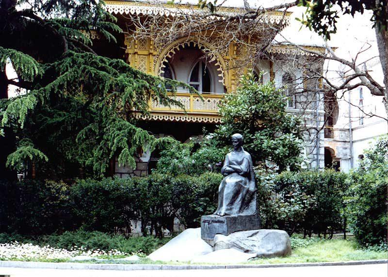 Музей Леси Украинки в Ялте