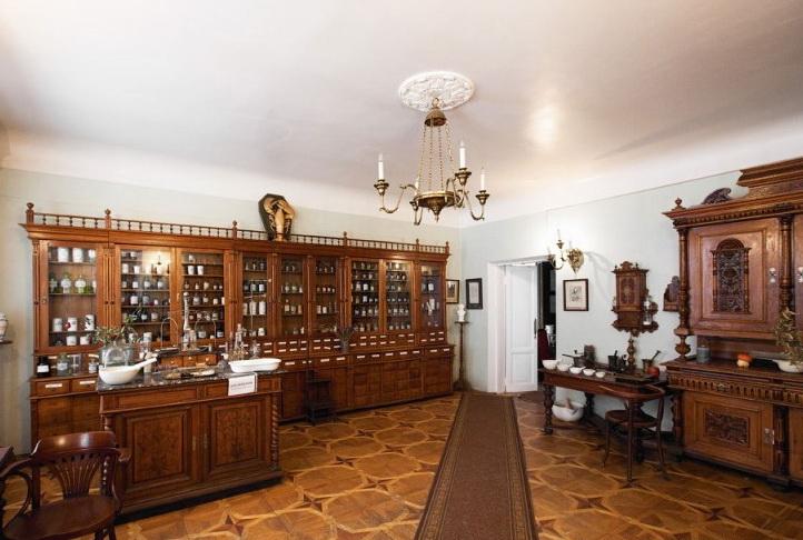 Музей-аптека в Киеве