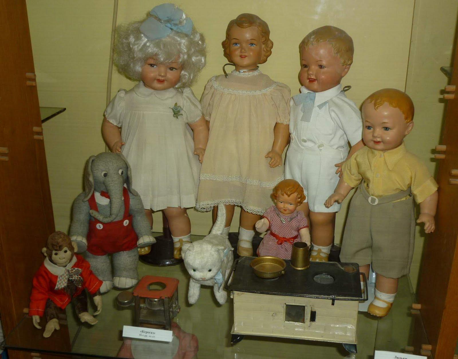 Национальный музей игрушки Украины