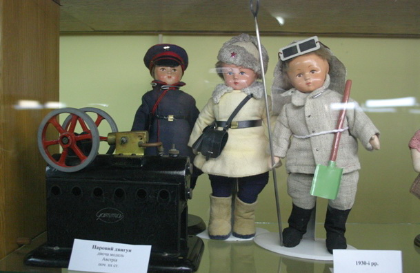 Музейные куклы