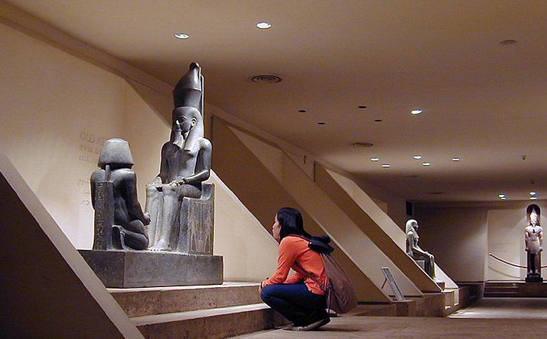 Новый зал музея