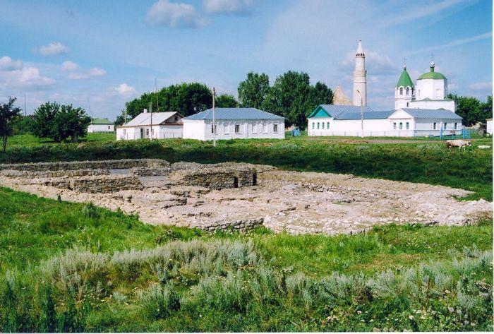 Ханские палаты или баня