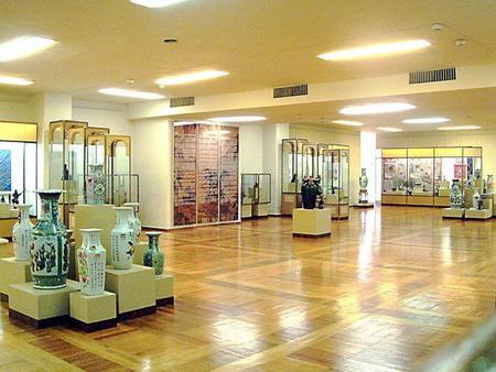 Второй экспозиционный зал