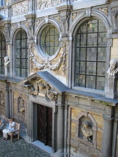 Дом-музей Рубенса в Антверпене