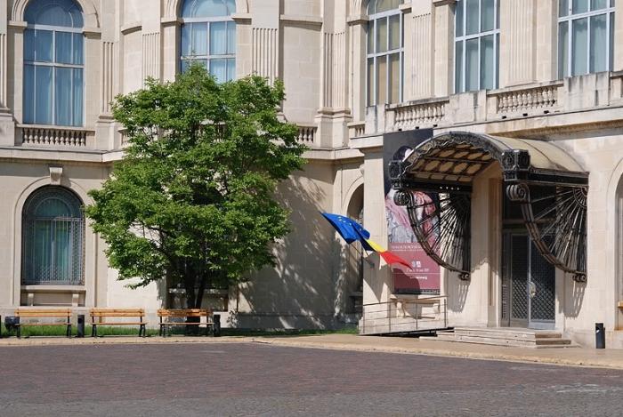 Музей искусств Румынии в Бухаресте
