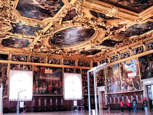 Музей Венеции XVIII века во дворце Ка' Реццонико