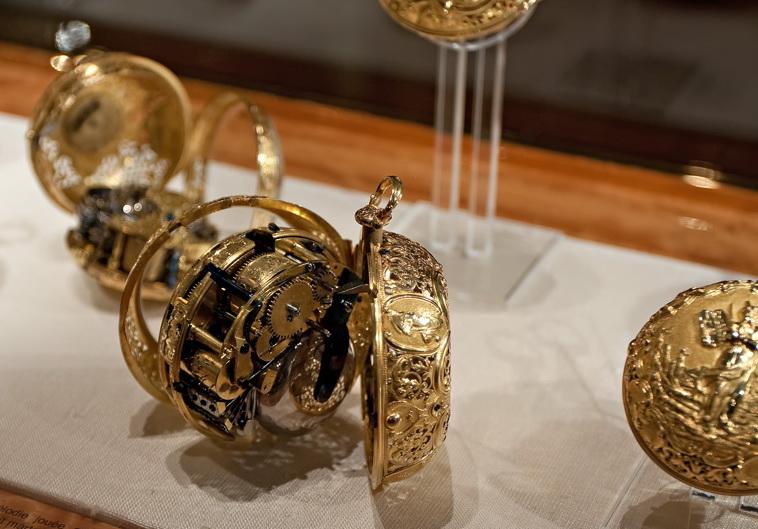 Музей часов в Женеве