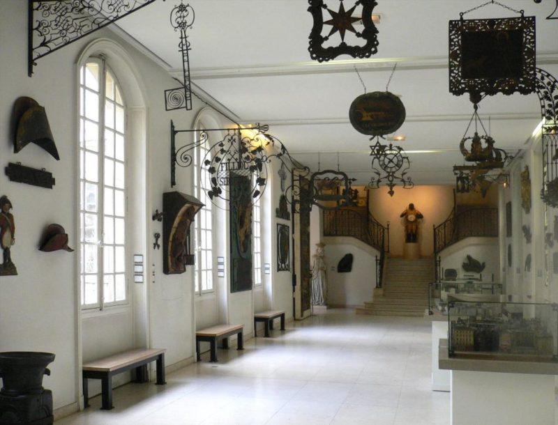 Зал эпохи средневековья