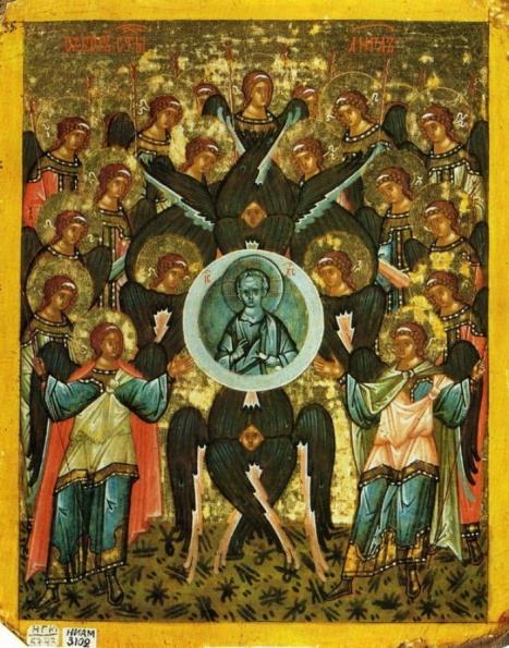 Произведение станковой живописи 11-18 веков