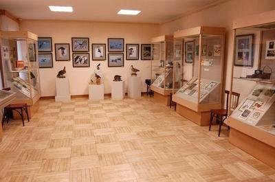Материалы, относящиеся к истории создания музея