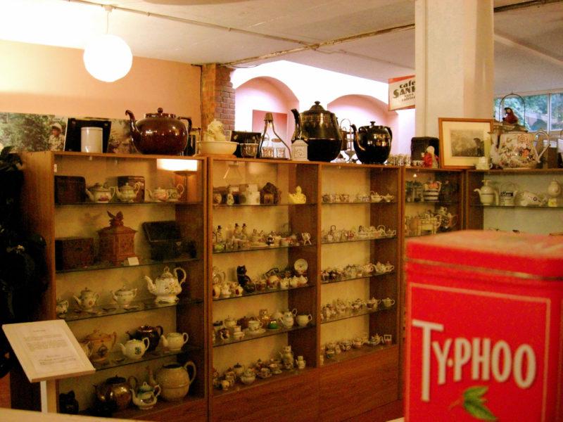 Музей чая и кофе в Лондоне