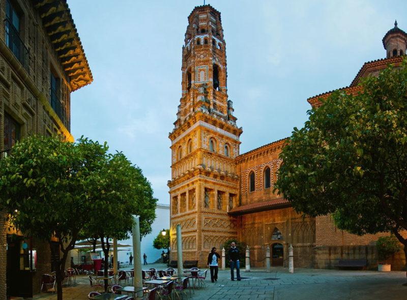 Центральная башня Утебо