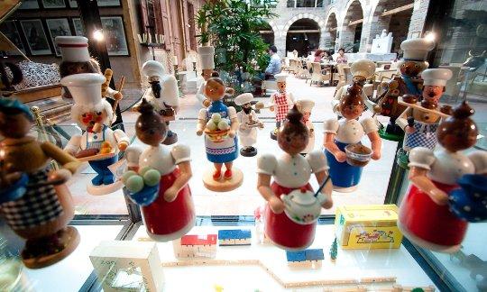 Музей игрушек в Сингапуре