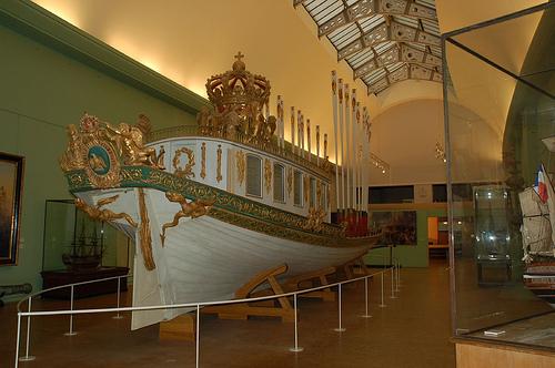 Национальный морской музей Парижа