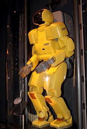 Современный робот
