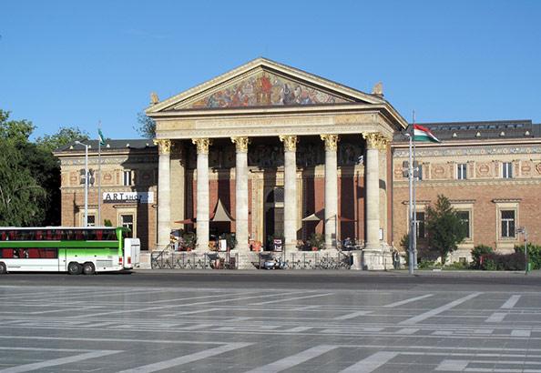 Музей искусства Восточной Азии им. Ференца Хоппа  в Будапеште
