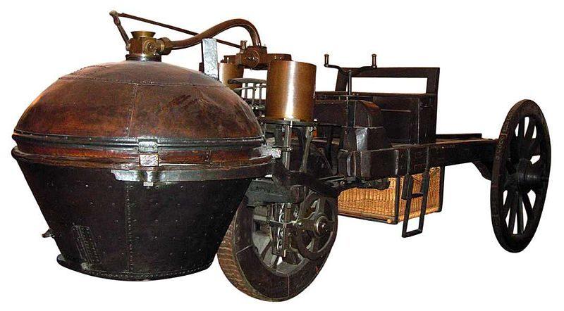 Первый транспорт