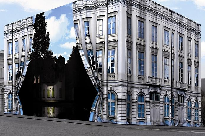 Музей Рене Магритта в Брюсселе