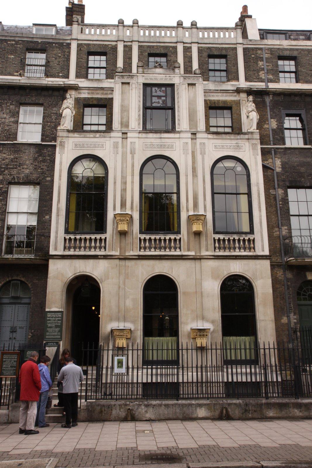Музей Джона Соуна в Лондоне