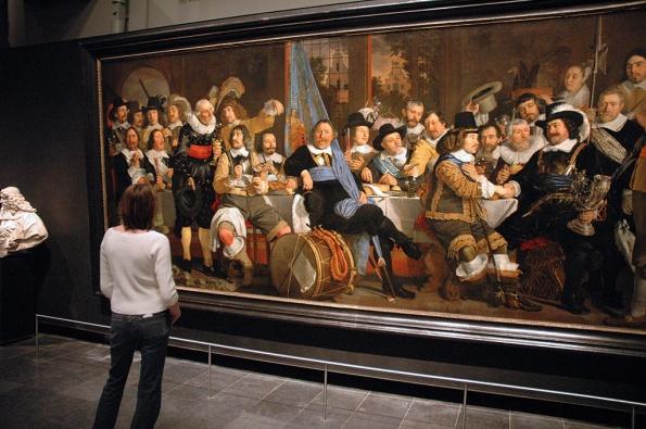 Рейксмюсеум – Государственный музей в Амстердаме