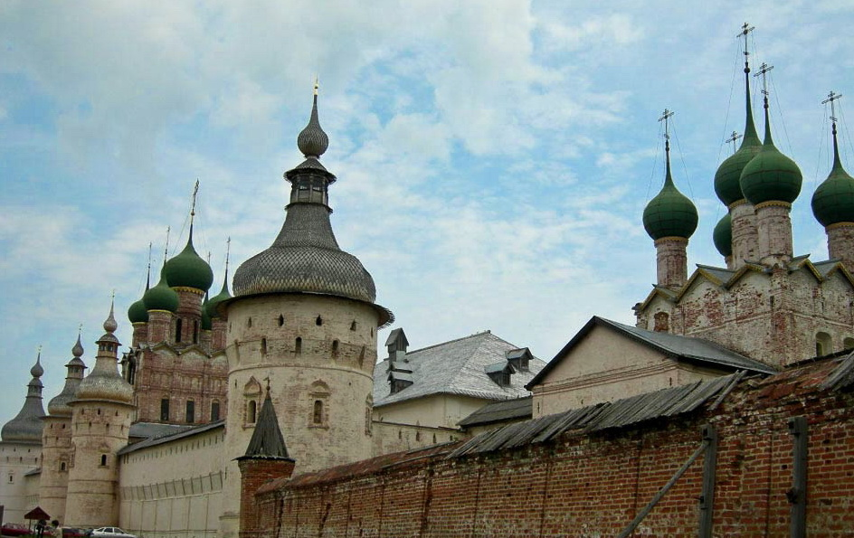 Музей-заповедник «Ростовский кремль»