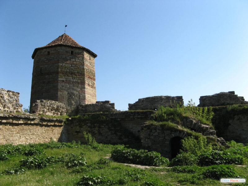 Акерманская крепость