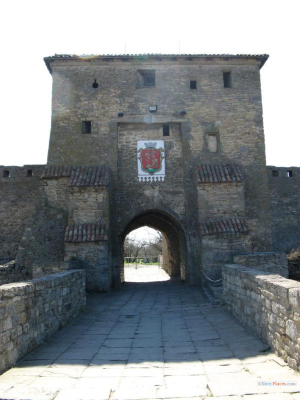 Овидиопольские ворота