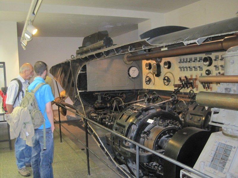 Субмарина «U-1»