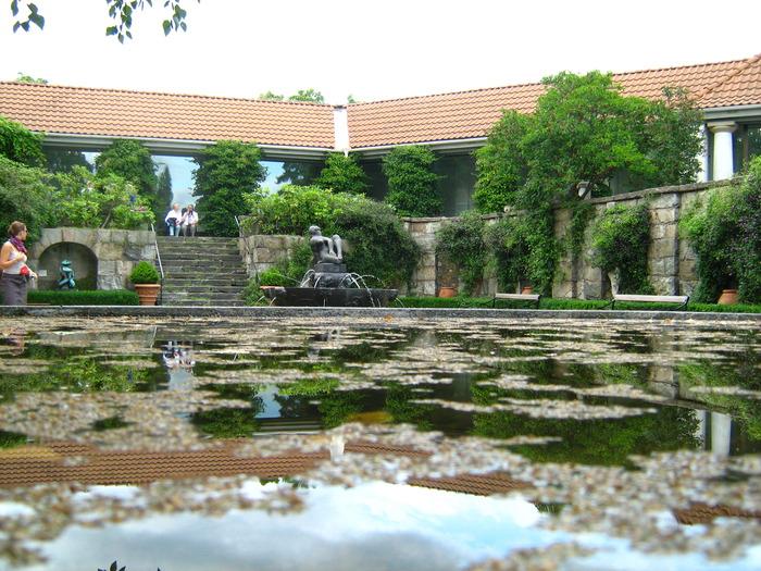 Сад Миллеса