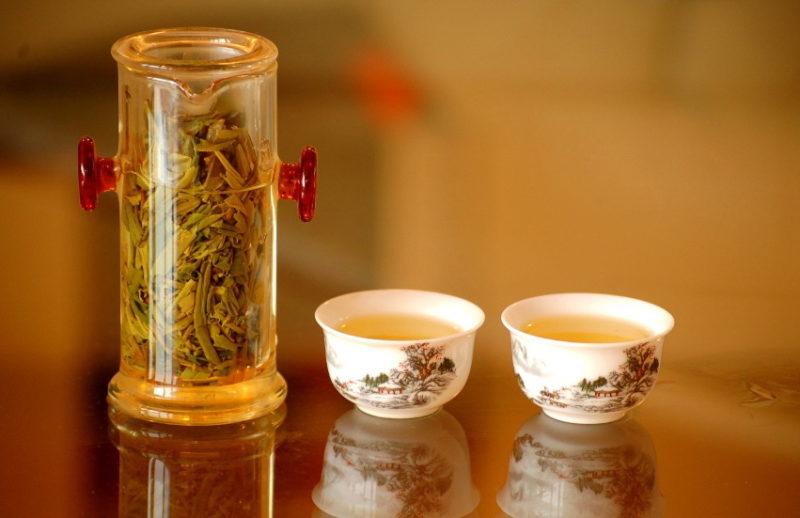 Китайский Национальный музей чая в Ханчжоу