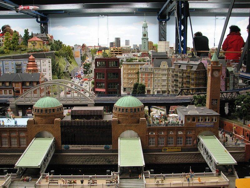 Музей миниатюры в Гамбурге