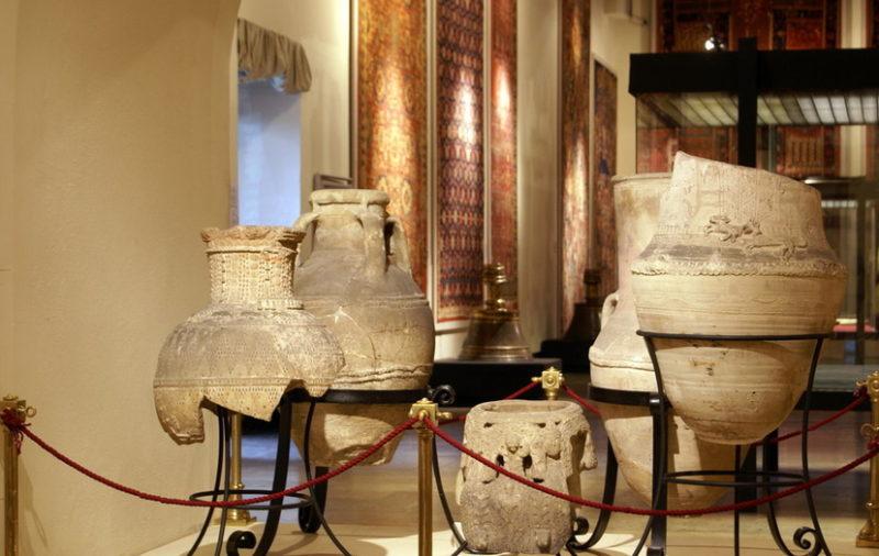 Музей турецкого и исламского искусства в Стамбуле